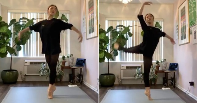 Always wanted to learn ballet? Get ready to plie with this pro ballerina?s YouTube tutorials Patricia Zhou/Instagram