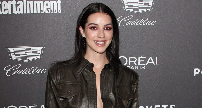 Mandatory Credit: Photo by Broadimage/REX/Shutterstock (10074388a) Adelaide Kane Entertainment Weekly Pre-SAG Party, Arrivals, Los Angeles, USA - 26 Jan 2019