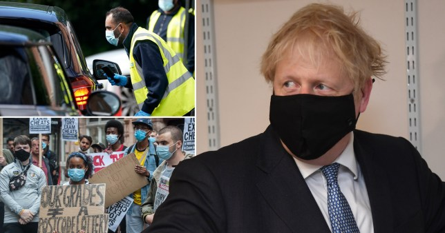 Boris Johnson's reversal over masks in schools is one of many U-turns.