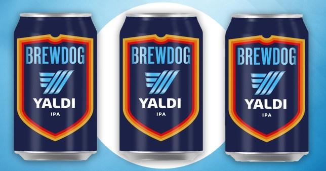 Brewdog creates Yaldi beer to spite Aldi for copycat 'Anti-Establishment IPA'