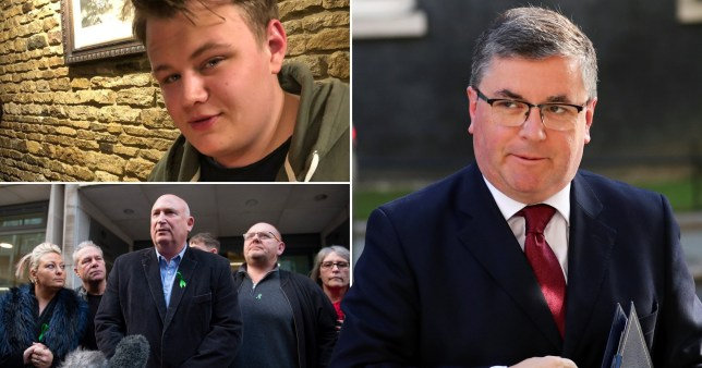Attorney General considering 'virtual trial' of Harry Dunn suspect (Picture: PA)