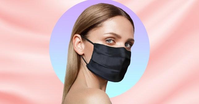 Best silk face masks for sensitive skin (Picture: Selfridges)