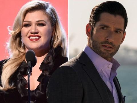 Lucifer superfan Kelly Clarkson gripped by a scene in Season 5a
