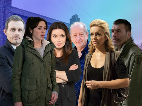 Coronation Street autumn spoiler preview: Huge Geoff twist, sad death and disaster