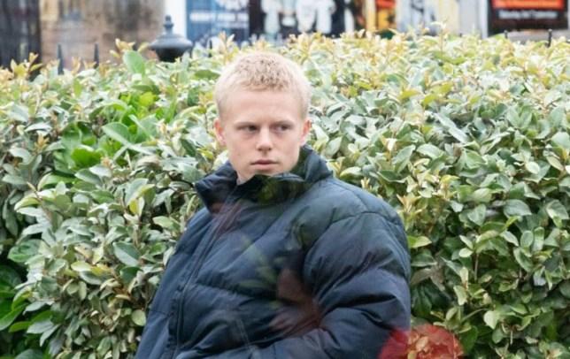 Bobby in EastEnders