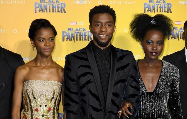 Lupita Nyong'o pays moving tribute to Black Panther co-star Chadwick Boseman