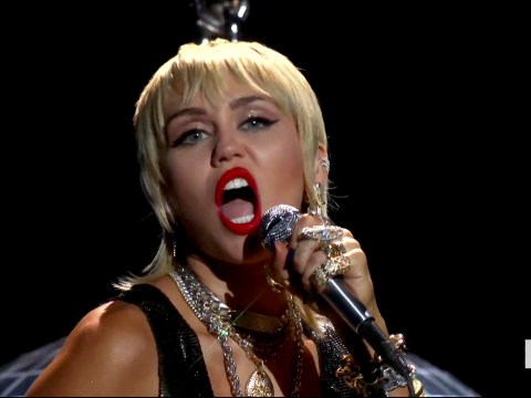 Miley Cyrus is releasing a rock album next month