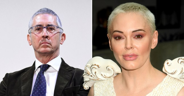 Director Alexander Payne has denied  allegations of sexual misconduct made by Rose McGowan