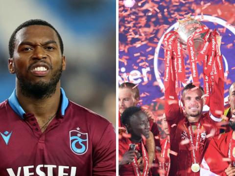 Daniel Sturridge reveals his reaction to Liverpool being crowned Premier League champions