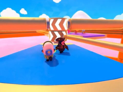Fall Guys new level due today as first big update drops