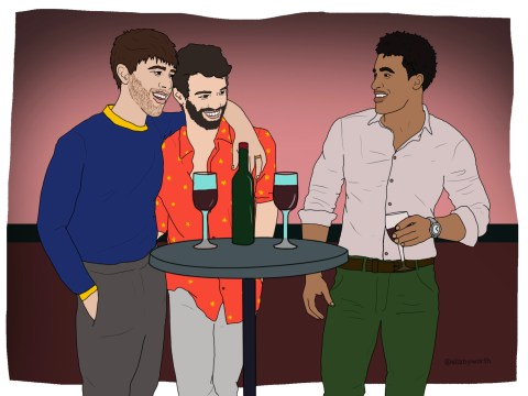 How I Do It: The gay man who has threesomes with his husband