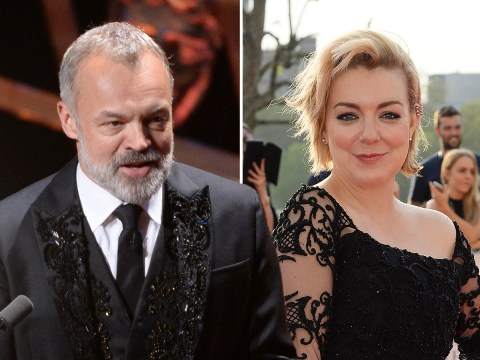 Sheridan Smith had five seizures after stopping anxiety medication – following 'Graham Norton's Baftas jab'