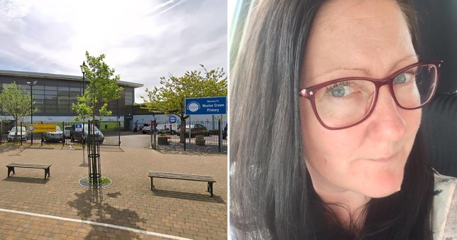 Teacher sacked over secret affair with dad she met at parents' evening