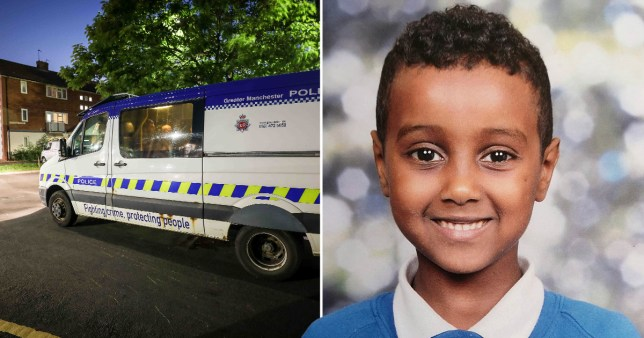Tributes to six-year-old who died in crash