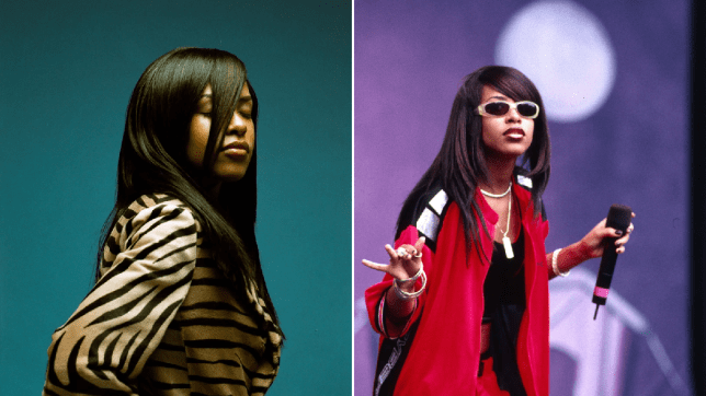 Aaliyah's music is finally coming to streaming sites in the 'near future'