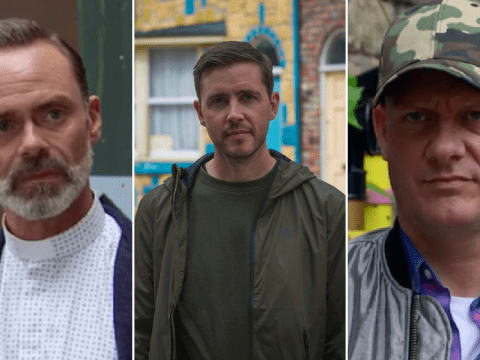 Coronation Street spoilers: Billy Mayhew and Sean Tully fear the worst as Todd Grimshaw vanishes