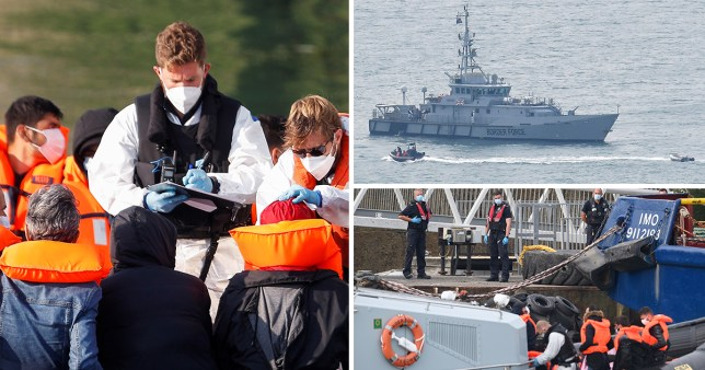 French officials slam British 'hypocrisy' over migrants crossing Channel