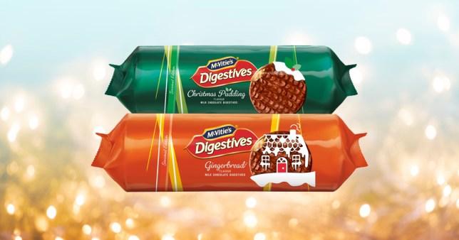 new mcvitie's biscuits