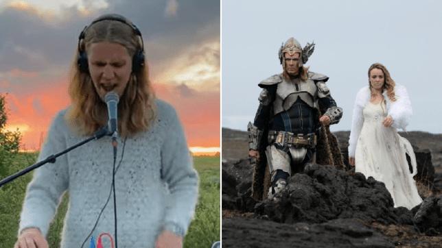 Dadi Freyr covers Fire Saga