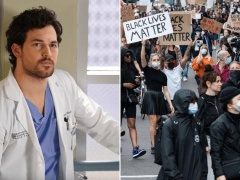 Grey's Anatomy star Giacomo Gianniotti reveals season 17 could include BLM protests as he teases time jump