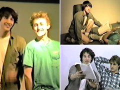 Keanu Reeves steals the show in 1986 audition for Bill And Ted's Excellent Adventure