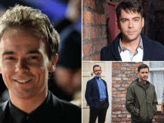 Coronation Street's Jack P Shepherd hits back at criticism of new Todd Grimshaw actor