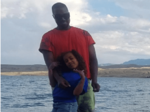 Kanye West packs in some quality 'daddy daughter time' with North at Wyoming ranch
