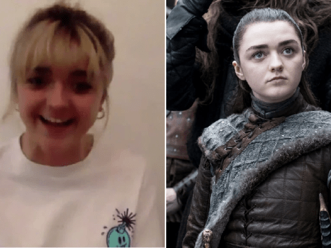 Maisie Williams gives verdict on Game Of Thrones finale and admits why she's relieved that it's over