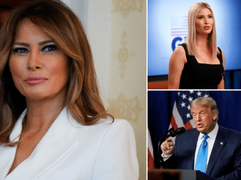 Secret tapes of Melania Trump 'condemning Donald and Ivanka' to appear in new tell-all book