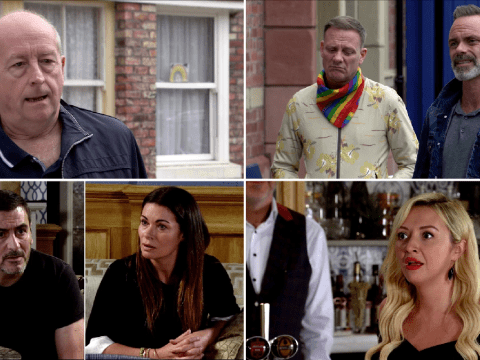 Coronation Street spoilers: Dead body found, huge crisis and Geoff's horror