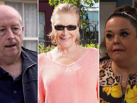 10 soap spoilers this week: Coronation Street death on the cobbles, EastEnders Shirley interview, Emmerdale death tragedy, Hollyoaks spooktacular