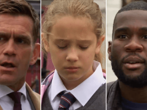 EastEnders spoilers: Jack Branning and Isaac Baptiste comes to blows in huge showdown in first look at soap's return