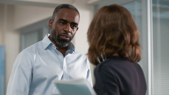 Connie and Jacob in Casualty