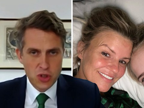 Kerry Katona's daughter Lilly-Sue lashes out at Gavin Williamson over 'biased fascist system' amid A-levels fiasco