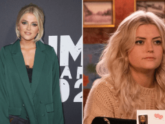 Lucy Fallon lands first TV role since Coronation Street exit