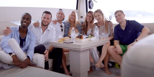 Million Dollar Beach House cast