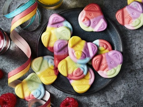 M&S releases rainbow-coloured Party Percy Pigs