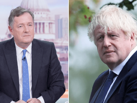 Piers Morgan urges Boris Johnson to take action amid A-level results chaos as he calls for predicted grades to be used