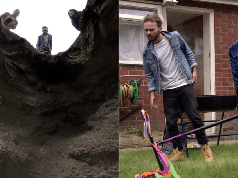 Coronation Street spoilers: Horror for the Platts as a sinkhole destroys their home