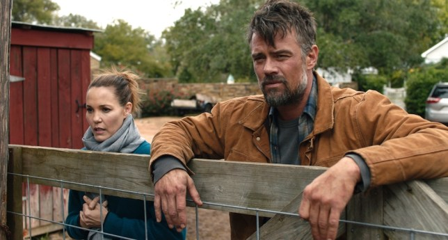 Josh Duhamel reveals how 'struggle with personal issues' led him to new film The Lost Husband