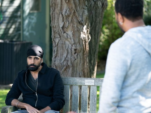 EastEnders spoilers: Mitch Baker confronts Kheerat Panesar over Chantelle's death