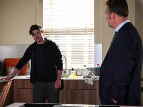 EastEnders spoilers: The police come for Gray Atkins as new information is revealed