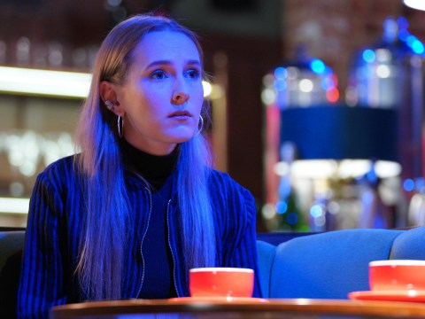Who plays Frankie in EastEnders – how old is she and is she deaf in real life?