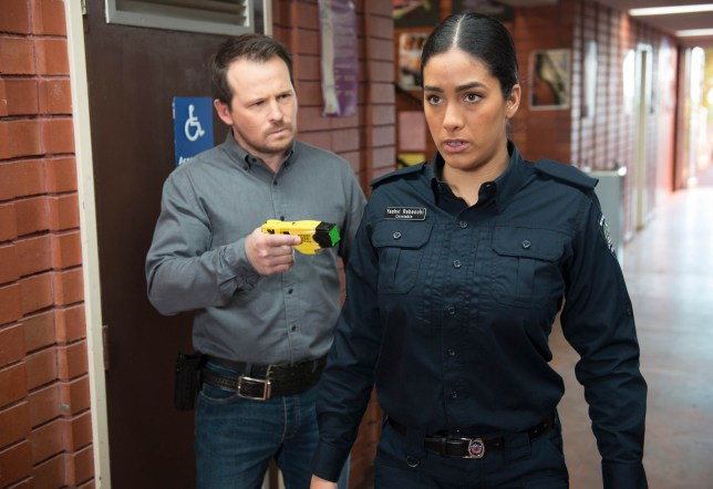 Dax and Yashvi in Neighbours