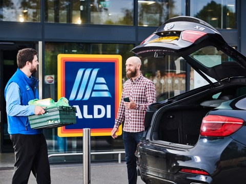 Aldi trials click and collect service for first time