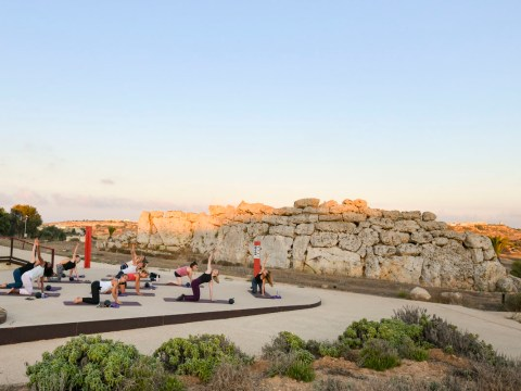 Why a fitness retreat in the Mediterranean paradise of Gozo should be on the top of your travel list