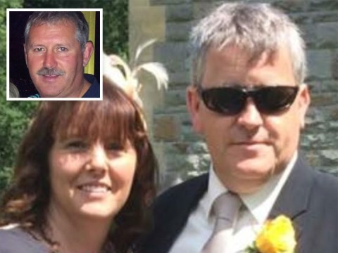 Builder 'shot wife's secret lover and burned his body in a rusty oil drum'