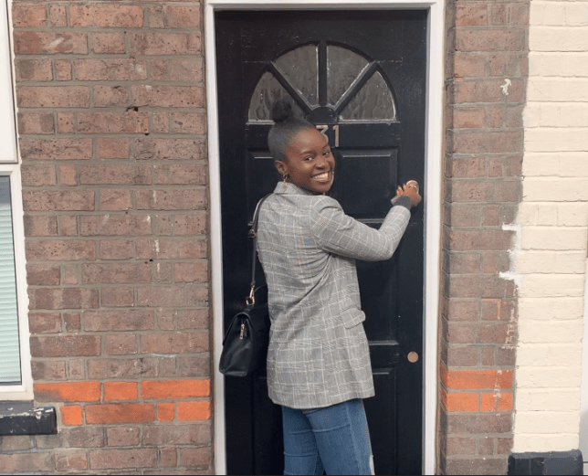 abigael aremu shares how she saved for a deposit on her first home