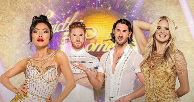 Four Strictly pros who will miss out on getting celebs this year