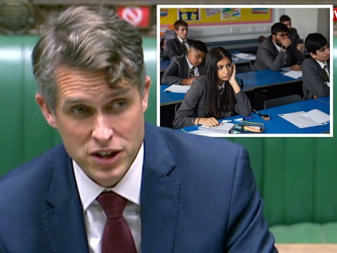 Gavin Williamson 'deeply sorry' to students over exam results fiasco